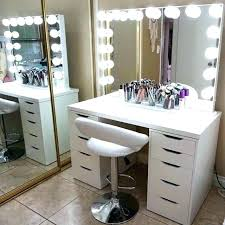 white makeup vanity table white makeup table white dressing table vanity 1 mirror 5 drawers