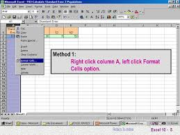 return to index excel microsoft excel basics lesson 10 adding