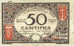 chambre de commerce 06 banknotes emergency notes 06 chambre de commerce