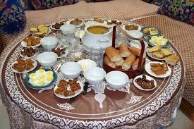 the specialties of moroccan cuisine in ramadan