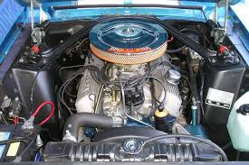 1967 ford mustang shelby gt350 engine 67mustangblog
