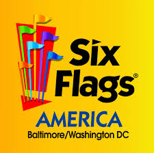 New Georgia Flag Six Flags America Sixflagsdc Twitter