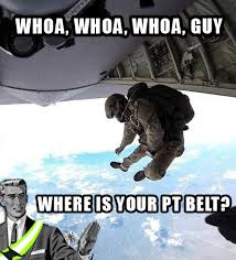 Parachutes Parachutes Everywhere Memegenerator Net What We - the 13 funniest military memes of the week parachutes military