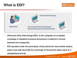 introduction to edi basics