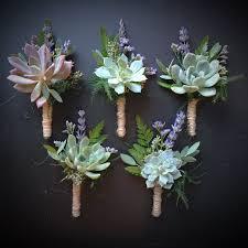 succulent boutonniere flower arrangements gallery floral