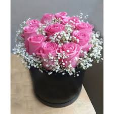 Roses In A Box Flower Express Online Flower Delivery To Philippines Send