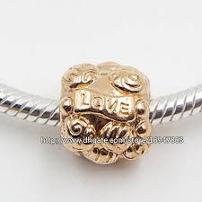 sterling silver beads pandora bracelet images 925 sterling silver and rose gold plated family charm bead fits jpg
