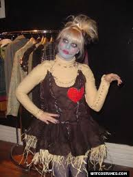 Doll Halloween Costumes 25 Voodoo Doll Halloween Costume Ideas Voodoo