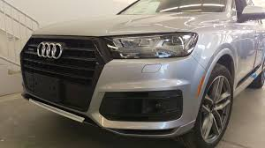 Audi Q7 Night Black - 2017 q7 black optic package page 12 audiworld forums