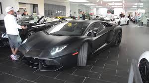 Lamborghini Veneno Black - matte black lamborghini aventador i love matte black paint