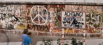 the berlin wall spin u0027s 1990 feature on the fall u0027so you say you