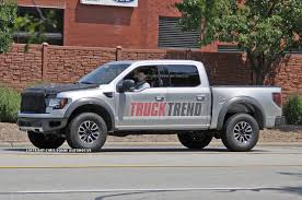 Ford Raptor Truck Trend - caught again 2016 ford f 150 raptor mule