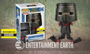 exclusive monty python and the holy grail pop vinyl only has a