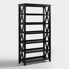 Antique White Bookcases Bookshelves Bookcases U0026 Ladder Bookshelves World Market