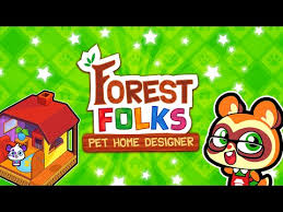 Home Design Story Add Me Forest Folks Cute Pet Home Design Game Android Apps On Google Play