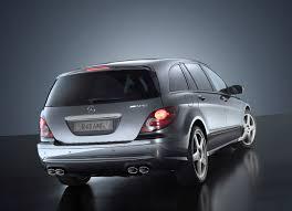 luxury minivan mercedes 2005 mercedes benz vision r 63 amg mercedes benz