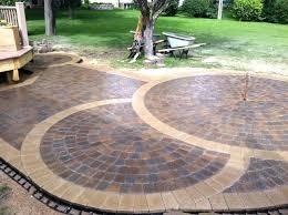 brick paver patterns patio running bond brick patterns with 3
