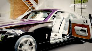 the rolls royce wraith took 8 months to build in forza motorsport 5
