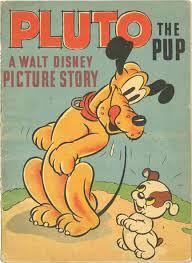 pluto pup walt disney picture story walt disney