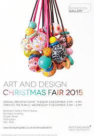 art and design christmas fair 2015