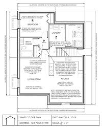 sample floor plans with dimensions the city of calgary secondary suites and backyard suites