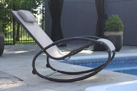 Outdoor Vinyl Rocking Chairs Vivere Hammocks Wave Rocking Chair U0026 Reviews Wayfair