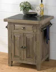 pine kitchen island jofran 941 86 reclaimed pine kitchen cart w granite top pull