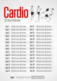Challenge How To Do It Cardio Challenge Preview We How To Do It