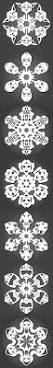 best 25 cut out snowflakes ideas on pinterest paper snowflakes