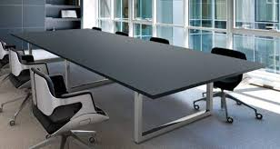 Office Boardroom Tables Vaughan Office Furnituremodern Steel Boardroom Table Vaughan