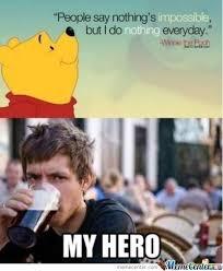 Senior In College Meme - lazy college senior hero by thecrimsonshadow meme center