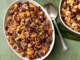 rice with butternut squash recipe food network kitchen