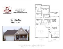 Master Suites Floor Plans Nautica Ranch Design Little Mountain Homes