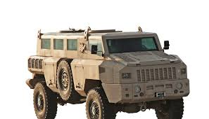 modern military vehicles land systems