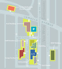 Maps Pain Clinic Campus Map U2013 Jamaica Hospital Medical Center