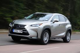 lexus sport uk lexus nx 300h hybrid review auto express