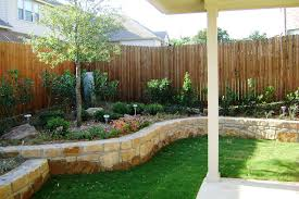 Backyard Landscaping Ideas Easy Backyard Landscaping Ideas Small Design Idea And