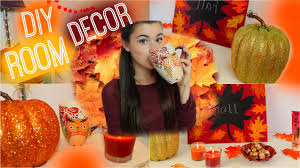 diy fall room decorations spice up your room for fall youtube