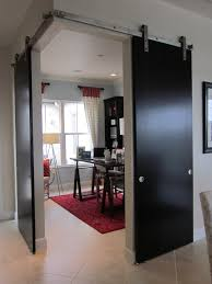 bathroom glass barn door double sliding barn doors bathroom