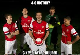 Arsenal Tottenham Meme - arsenal trolled tottenham memes quickmeme