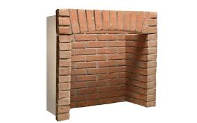 four piece brick arched chamber