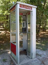 telephone booth it s a dog s telephone booth retrospective