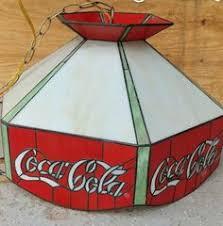 coca cola pendant lights coca cola l i found this at a flea market and made it into a
