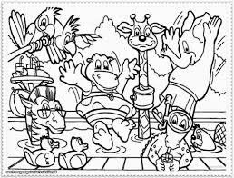 macaw coloring page animated unique duck coloring page 50 for