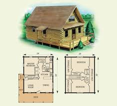 small log cabin blueprints log home deck plans home design hay us