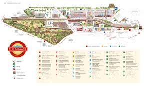 San Diego Breweries Map by Maps Santa Fe Railyard
