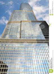 trump tower chicago royalty free stock image image 16615946