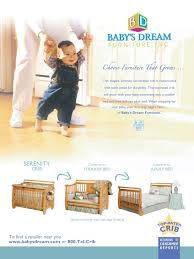 Crib That Converts To Twin Size Bed by Seen In Magazines Baby U0027s Dream Furniture