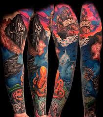 best 25 ship tattoo sleeves ideas on pinterest pirate tattoo