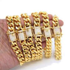 aliexpress buy new arrival men jewelry gold silver aliexpress buy european usa miami bracelet men jewelry